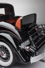 Packard Custom Twelve Coupe by Dietrich 1933 года