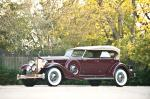 Packard Custom Twelve Sport Phaeton by Dietrich 1933 года