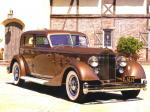 Packard Custom Twelve Sport Sedan by Dietrich 1933 года