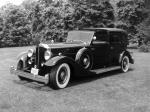 Packard Custom Twelve Town Car Landaulet by LeBaron 1933 года