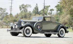 1933 Packard Super Eight Model 1004 Coupe Roadster