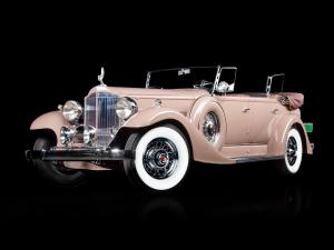 1933 Packard Super Eight Sport Phaeton by Dietrich