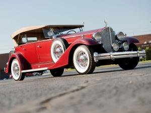 Packard Twelve Sport Phaeton 1933 года