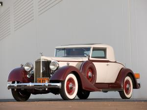 1934 Packard Eight Coupe