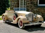 Packard Standard Eight Coupe Roadster 1934 года