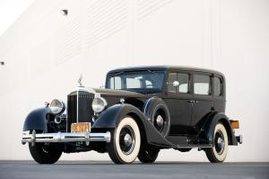 1934 Packard Super Eight Sedan