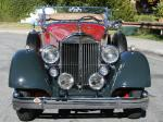 Packard Twelve Phaeton 1934 года