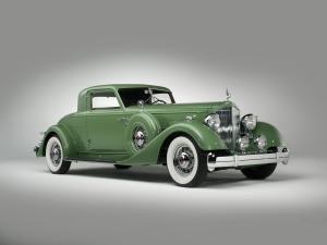 Packard Twelve Sport Coupe by Dietrich 1934 года