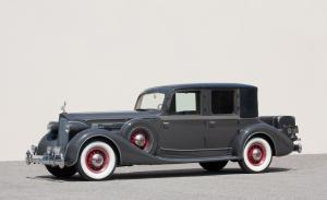 Packard Twelve Close Coupled Limousine 1935 года