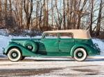 Packard Eight Convertible Sedan 1936 года