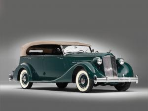 Packard Eight Phaeton 1936 года