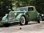 Packard Twelve Coupe Roadster 1936 года