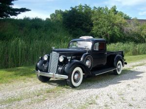 1937 Packard One-Twenty Pickup