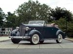 Packard Six Convertible 1937 года