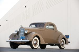 Packard Six Coupe 1937 года