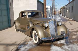 1937 Packard Twelve 2/4-Passenger Coupe
