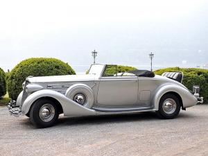 Packard Twelve Cabriolet 1937 года
