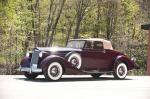 Packard Twelve Convertible Victoria 1937 года