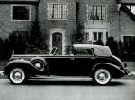 Packard Twelve All-Weather Cabriolet by Brunn 1938 года