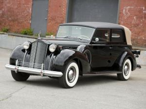 Packard Twelve All-Weather Cabriolet by Rollston 1938 года