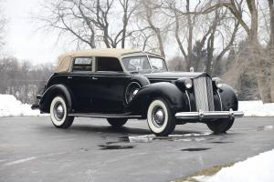 Packard Twelve Brunn Touring Cabriolet 1938 года