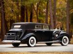 Packard Twelve Convertible Sedan 1938 года