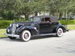 Packard Twelve Convertible Victoria 1938 года