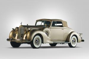 Packard Twelve Coupe Roadster 1938 года