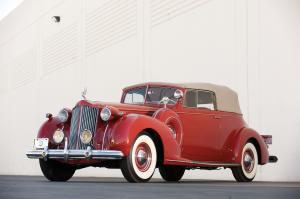 1938 Packard Twelve Victoria Convertible