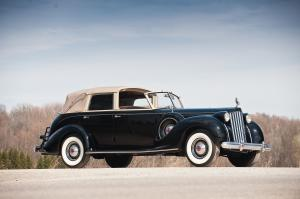 Packard Twelve All-Weather Cabriolet by Brunn 1939 года