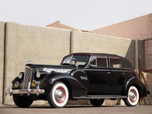 1940 Packard 120 Convertible Sedan