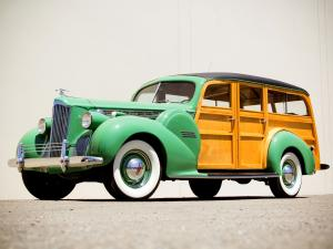 1940 Packard 120 Station Wagon by Hercules