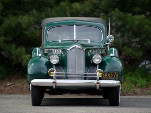1940 Packard 160 Super Eight Station Wagon