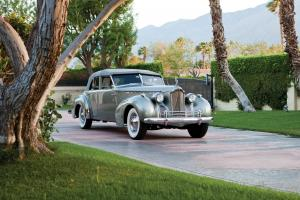 1940 Packard Super Eight One-Eighty Darrin Convertible Sedan by Howard Dutch Darrin
