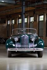 Packard Super Eight One-Sixty Convertible Coupe by Rollson Inc 1940 года