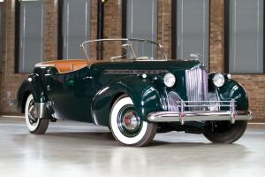 1940 Packard Super Eight One-Sixty Convertible Coupe by Rollson Inc