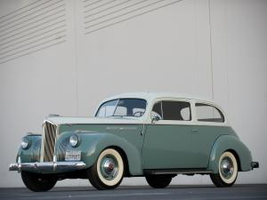 Packard 110 2-Door Touring Sedan 1941 года