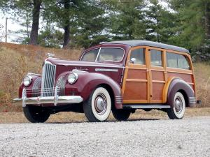 Packard 110 Station Wagon 1941 года