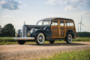 Packard 120 Station Wagon by Hercules (1901-1493) '1941