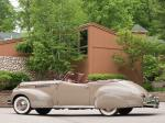 Packard 180 Super Eight convertible Victoria by Darrin 1941 года