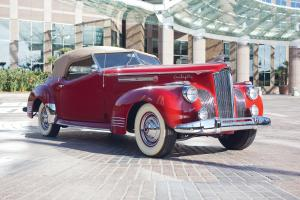 1941 Packard Darrin One-Eighty Convertible Victoria