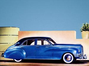 Packard Clipper Custom Touring Sedan 1942 года