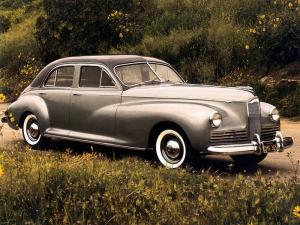 Packard Clipper Touring Sedan 1946 года
