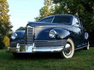 1946 Packard Deluxe Clipper Touring Sedan