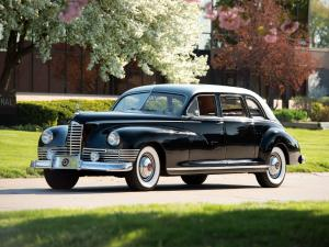 Packard Clipper Custom Super Eight Limousine 1947 года