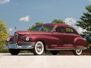 Packard Custom Super Clipper Eight Sedan 1947 года