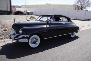 1948 Packard Super Eight Convertible Victoria