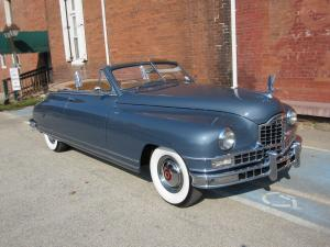 1949 Packard Custom Eight Convertible