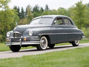 Packard Deluxe Eight Touring Sedan 1949 года