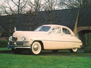 Packard Super Eight Sedan 1949 года